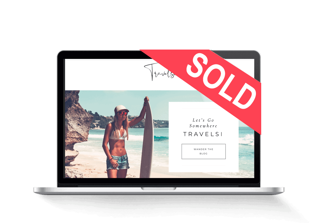 travelsi sold