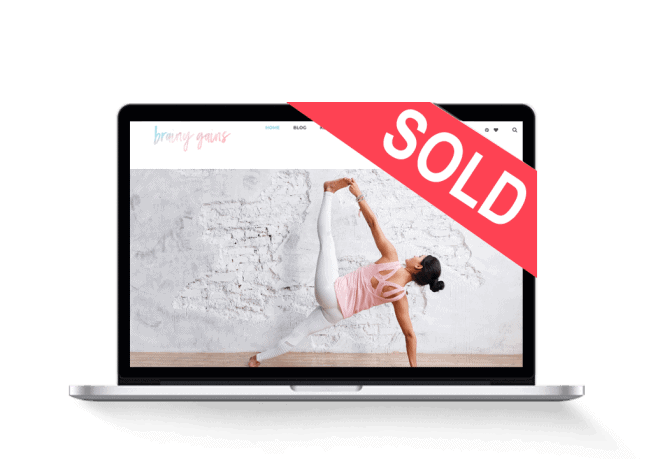 sold fitness blog
