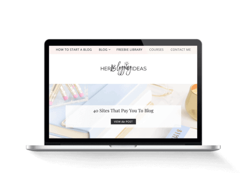 blogging tips blog for sale