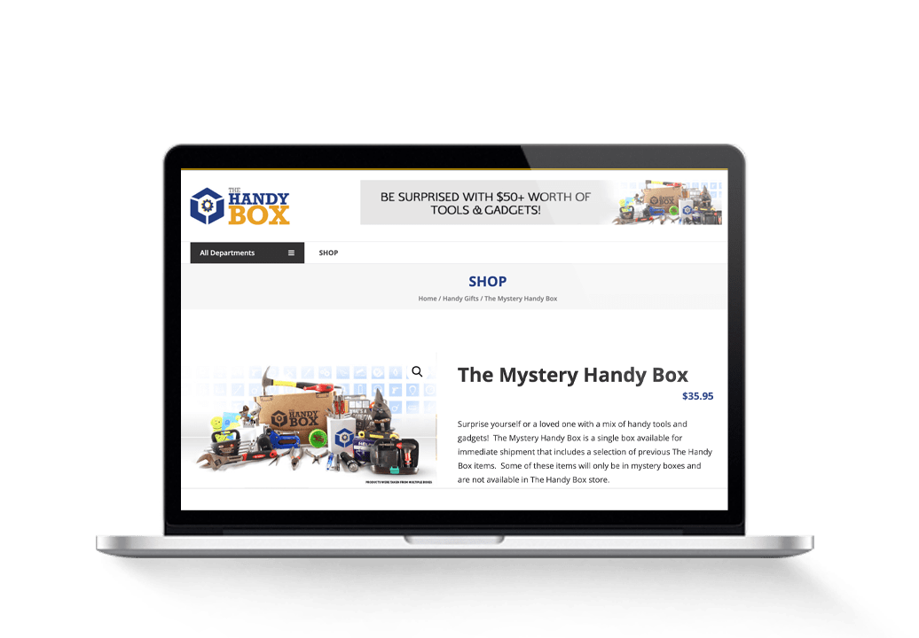 Home Improvement Subscription Box Business For Sale