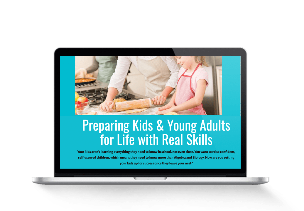 Life Skills Educational Membership Business for sale