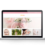 postpartum motherhood wellness blog for sale