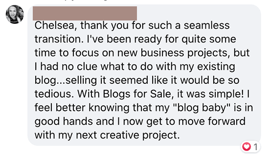 where to sell my website