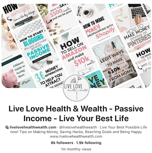 health wealth niche site for sale profitable personal finance blogs you can buy