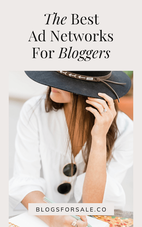 the best ad networks for bloggers